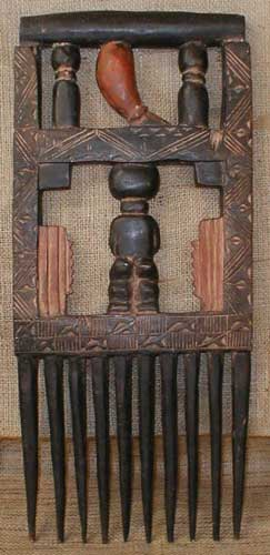 African Art from the Ashanti Tribe
