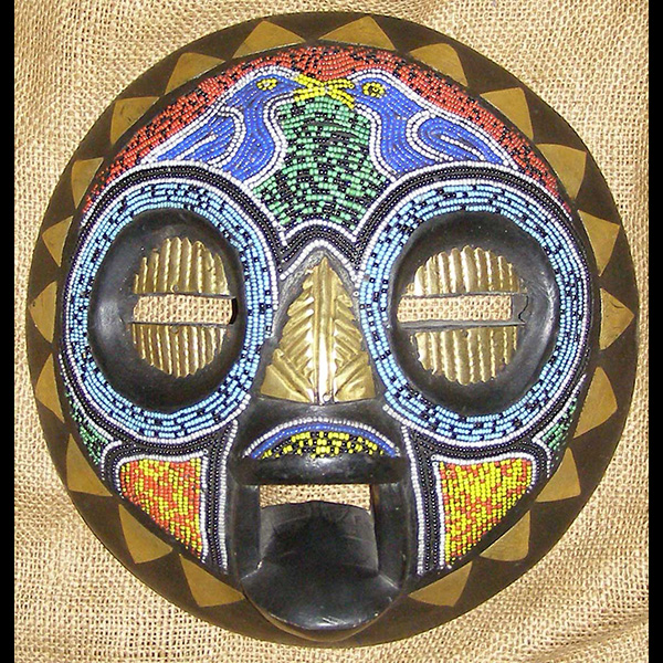 African Masks And Tribal Art From The Baluba Tribe Of Congo