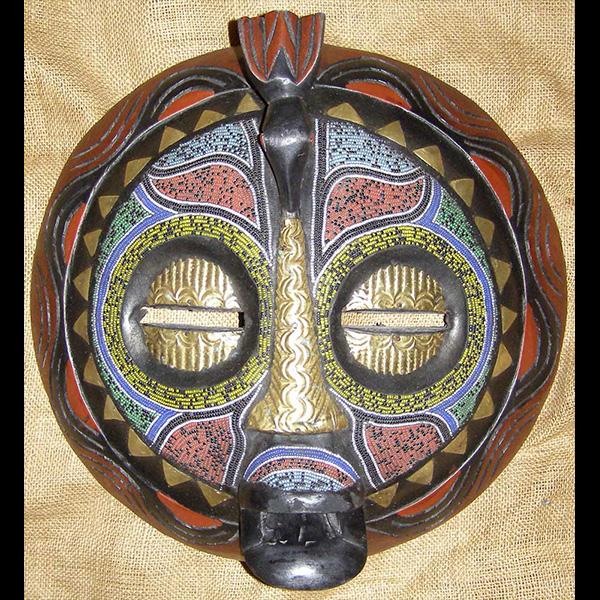 Baluba Mask 16