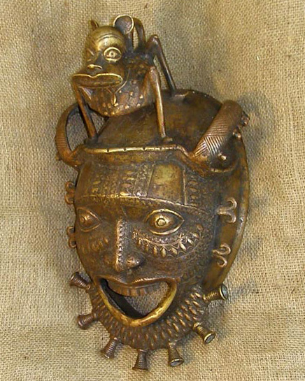 African Artwork from the Bamileke Tribe
