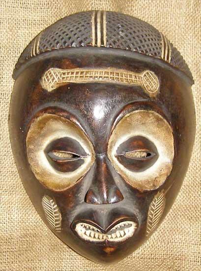 african chokwe masks
