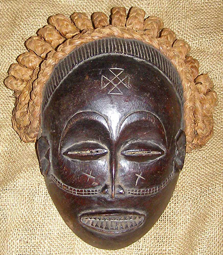 African Mask 21