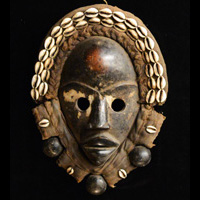 African Masks - Dan Mask 26