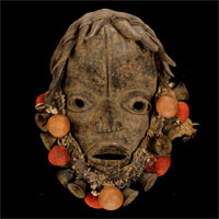 African Masks - Dan Mask 6