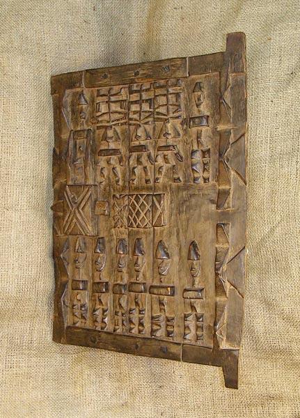 Africa Doors - Dogon Door African Decor - Africa Door ... & African Doors - Dogon Door 3 - Dogon Tribe - from GenuineAfrica.com