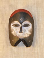 African Masks - Fang Mask 60