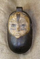 African Masks - Fang Mask 43