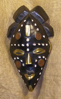 African Masks - Fang Mask 12