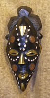 African Masks - Fang Mask 7