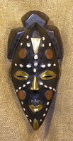 African Masks - Fang Mask 8