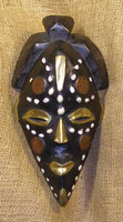 African Masks - Fang Mask 9