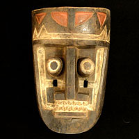 African Masks - Ijo Mask 1