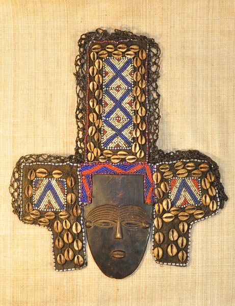 African Artwork from the Kuba Tribe - African Antique