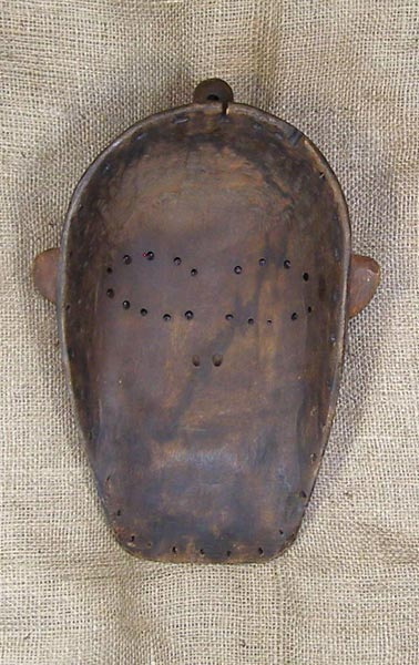 anciet african tribal masks