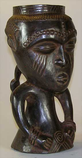 African Artwork from the Kuba Tribe