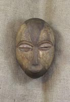African Masks - Loi Mask 1