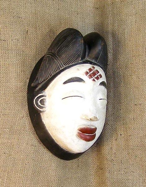 african antique masks