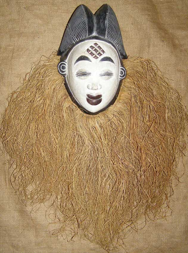 Africa Mask