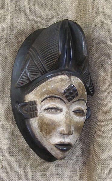 African Artwork from the Punu Tribe
