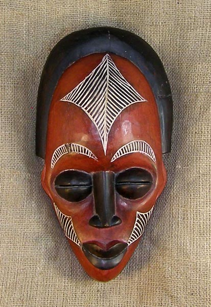 African Mask 44