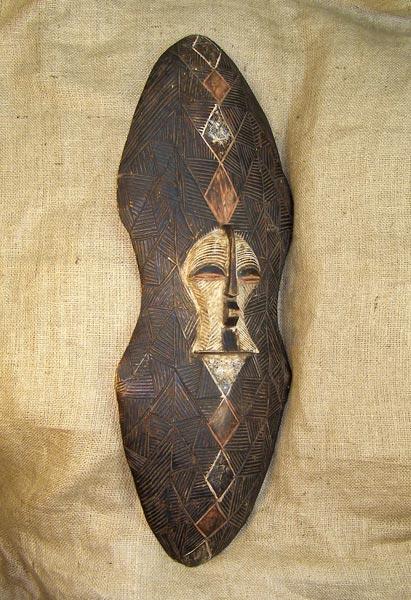 African Shields Songye Shield 5 Songye Tribe From