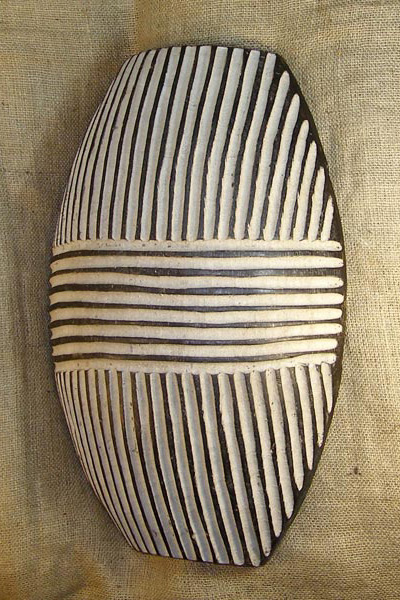 African Shields Zulu Shield 3 Zulu Tribe From